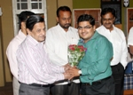 Vidya Bank - 39th Anniversary and Best Branch Award Function